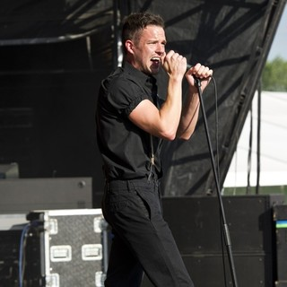 Brandon Flowers, The Killers in Hop Farm Festival 2011 - Day 1