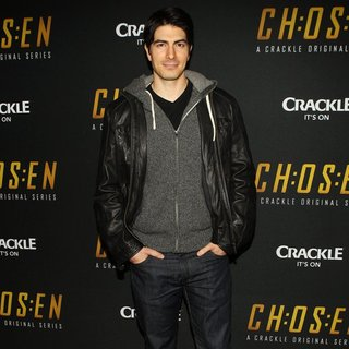 Brandon Routh in Crackle's Season 2 Premiere of Original Digital Series Chosen