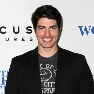 Brandon Routh in The World's End Hollywood Premiere