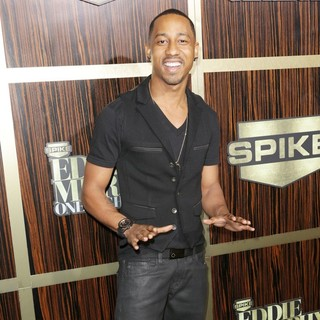 Brandon T. Jackson in Spike TV's Eddie Murphy: One Night Only - brandon-t-jackson-eddie-murphy-one-night-only-01