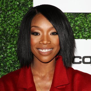 Brandy in 2014 ESSENCE Black Women in Hollywood Luncheon