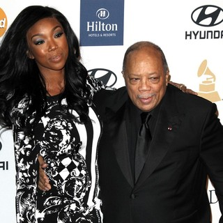 Brandy in Clive Davis and The Recording Academy's 2013 Pre-Grammy Gala and Salute to Industry Icons - brandy-jones-clive-davis-and-the-recording-academy-s-2013-pre-grammy-gala-01