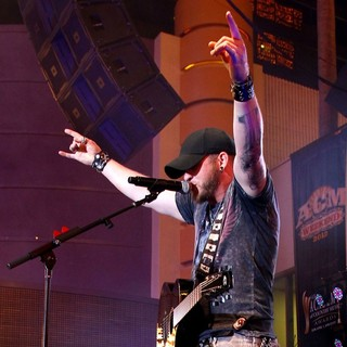 Brantley Gilbert in 2012 ACM Weekend on Fremont Street Experience Friday Concert