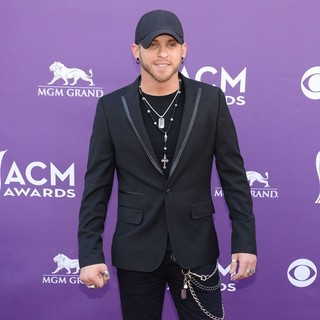 Brantley Gilbert in 48th Annual ACM Awards - Arrivals
