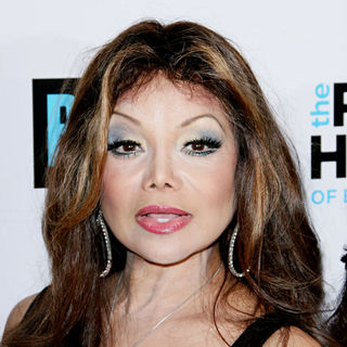La Toya Jackson - Bravo's 'The Real Housewives of Beverly Hills' Series Premiere Party