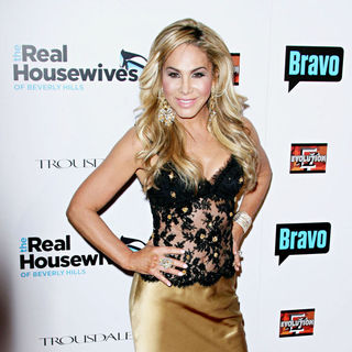 Adrienne Maloof in Bravo's 'The Real Housewives of Beverly Hills' Series Premiere Party