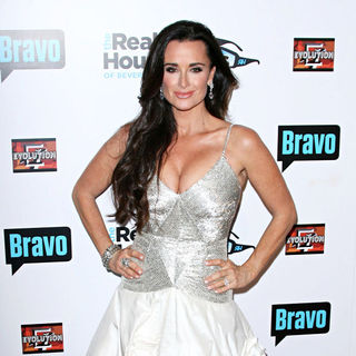 Kyle Richards in Bravo's 'The Real Housewives of Beverly Hills' Series Premiere Party