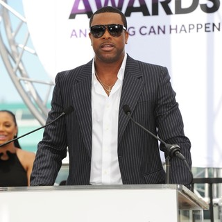 Tamar Braxton, Chris Tucker in BET Awards 2013 Press Conference