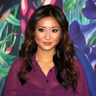 Brenda Song in D23 Expo 2011