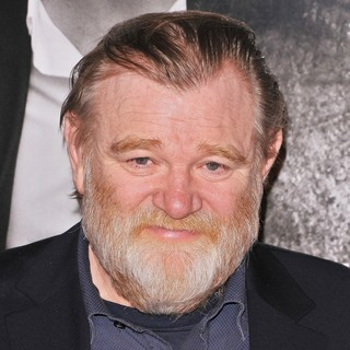 Brendan Gleeson in The Safe House Premiere - Arrivals - brendan-gleeson-premiere-safe-house-01