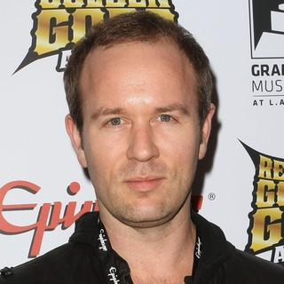 Dethklok in 2012 Revolver Golden Gods Awards Show - brendon-small-2012-revolver-golden-gods-awards-show-01