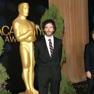 Bret McKenzie in 84th Annual Academy Awards Nominees Luncheon