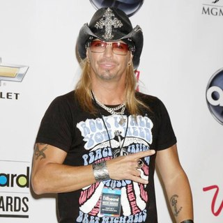 Bret Michaels in The 2011 Billboard Music Awards - Press Room