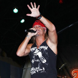 Bret Michaels - Bret Michaels Performs to Celebrate The Grand Opening of The D Las Vegas