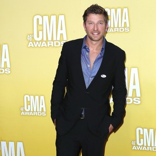 Brett Eldredge in 46th Annual CMA Awards