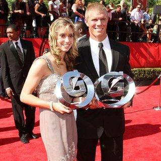 Morgan Brian, Dylan Bundy in The 2011 ESPY Awards