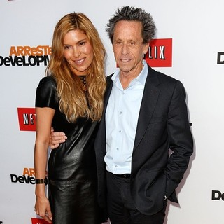 Brian Grazer in Netflix's Los Angeles Premiere of Season 4 of Arrested Development