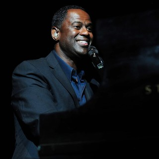 Brian McKnight in Brian McKnight Performs During His Just Me Tour Presented by Hot 105