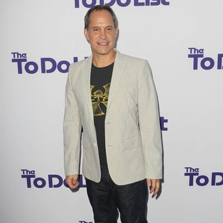 Brian Robbins in Los Angeles Premiere of The To Do List