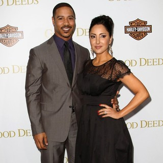 Brian White in Lionsgate's Good Deeds Premiere