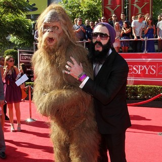 Brian Wilson (II) in 2012 ESPY Awards - Red Carpet Arrivals