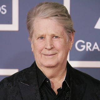 Brian Wilson, The Beach Boys in 55th Annual GRAMMY Awards - Arrivals