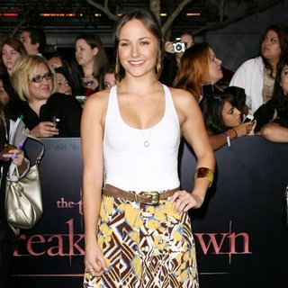 Briana Evigan in The Twilight Saga's Breaking Dawn Part I World Premiere