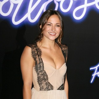 Briana Evigan in Los Angeles Premiere of Footloose