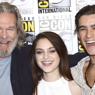 San Diego Comic-Con International 2014 - The Giver - Photocall