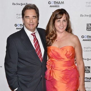 Beau Bridges, Wendy Treece in Gotham Awards 2011 - Arrivals