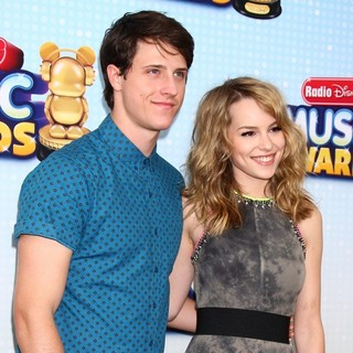 Bridgit Mendler in Radio Disney Music Awards 2013