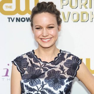 Brie Larson in The 19th Annual Critics' Choice Awards