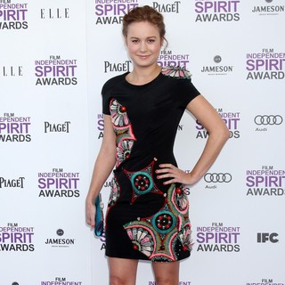 Brie Larson in 27th Annual Independent Spirit Awards - Arrivals