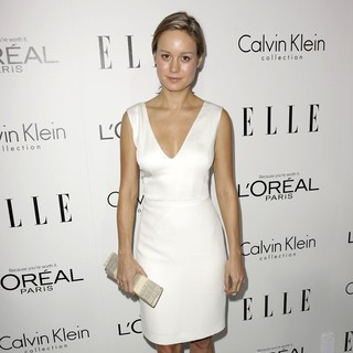Brie Larson in ELLE 20th Annual Women in Hollywood Celebration