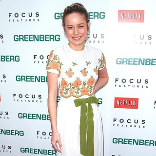 Brie Larson in Los Angeles Premiere of Greenberg - Arrivals