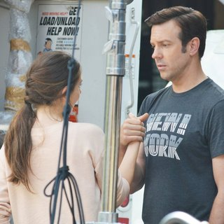 Sleeping with Other People Filming in Manhattan