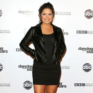 Bristol Palin in Dancing with the Stars 200th Episode