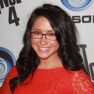 Bristol Palin in Ubisoft's Just Dance 4 Launch Party