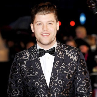 Daniel Merriweather in The BRIT Awards 2010 - 30th Anniversary - Arrivals - brit_awards_15_wenn2743142
