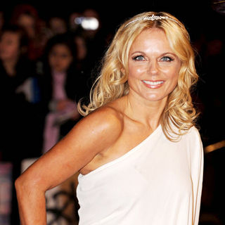Geri Halliwell in The BRIT Awards 2010 - 30th Anniversary - Arrivals
