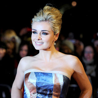 Katherine Jenkins in The BRIT Awards 2010 - 30th Anniversary - Arrivals