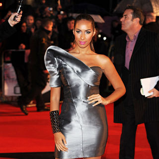 Leona Lewis in The BRIT Awards 2010 - 30th Anniversary - Arrivals
