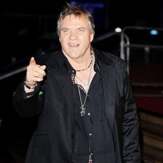 Meat Loaf in The BRIT Awards 2010 - 30th Anniversary - Arrivals