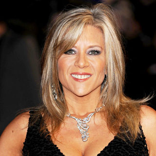 Samantha Fox in The BRIT Awards 2010 - 30th Anniversary - Arrivals