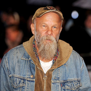 Seasick Steve in The BRIT Awards 2010 - 30th Anniversary - Arrivals