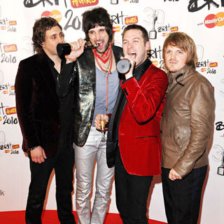 Kasabian in The BRIT Awards 2010 - 30th Anniversary - Press Room - brit_awards_pressroom_16_wenn2743095