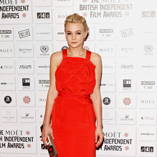 Carey Mulligan in The British Independent Film Awards 2010 - Arrivals
