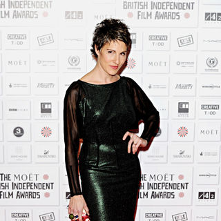 Tamsin Grieg in The British Independent Film Awards 2010 - Arrivals