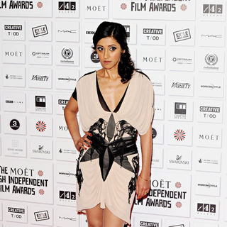 Manjinder Virk in The British Independent Film Awards 2010 - Arrivals