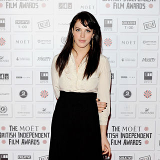 Jessica Brown Findlay in The British Independent Film Awards 2010 - Arrivals